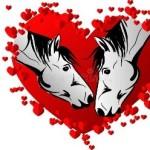 Hästar hjärta